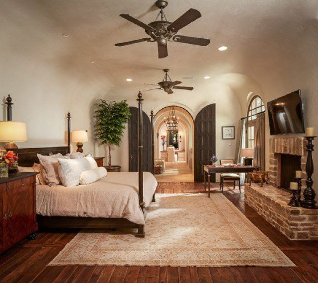 01 Elegant Mediterranean Bedrooms