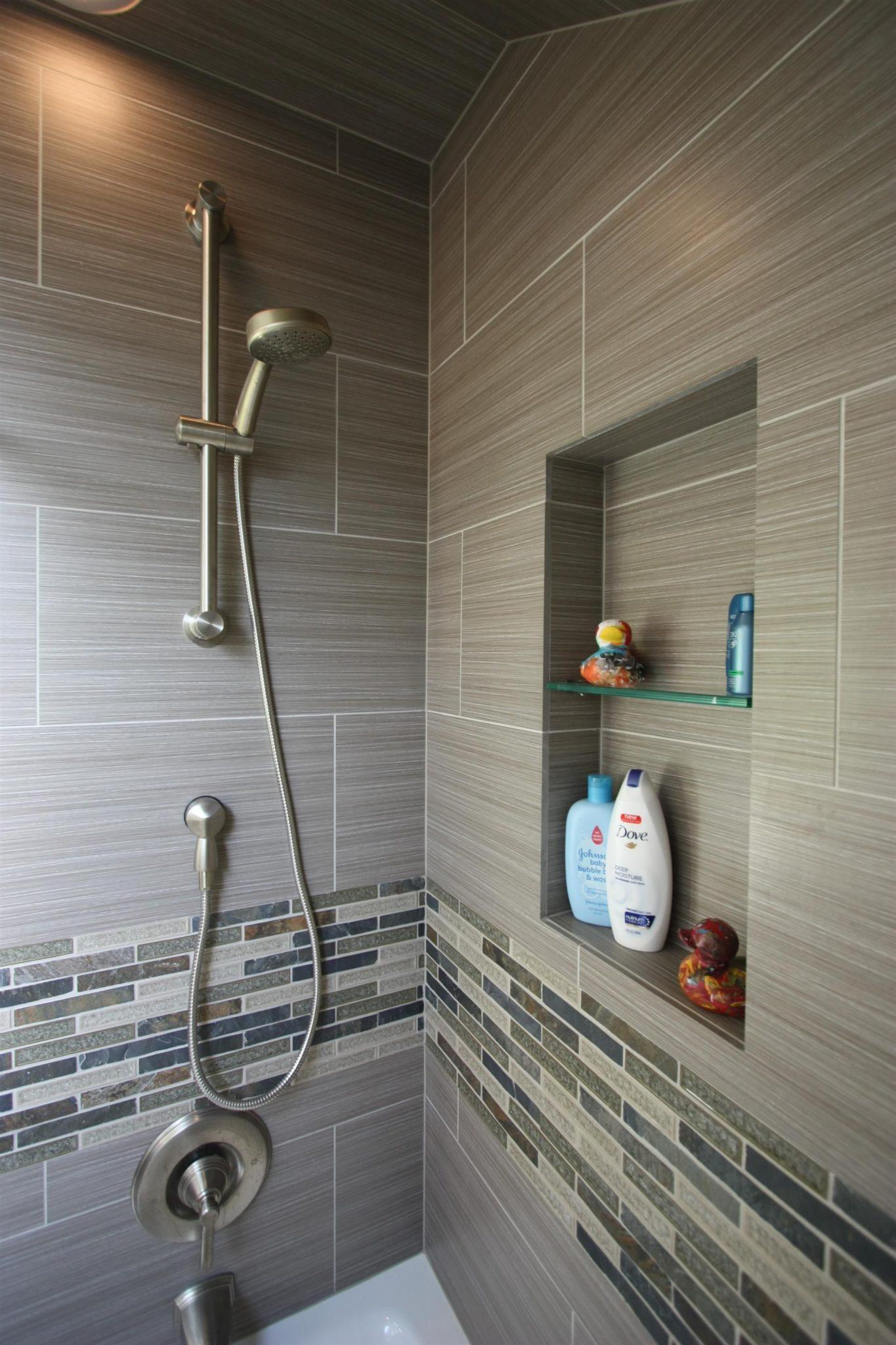 3/4 Bathroom Tile Ideas