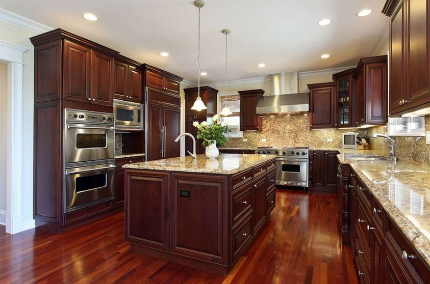 A-marvelous-kitchen-traditional-style