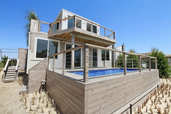Modular container home NY