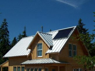 Solar Hot Water System On A Standing Seam Metal Roof.jpg
