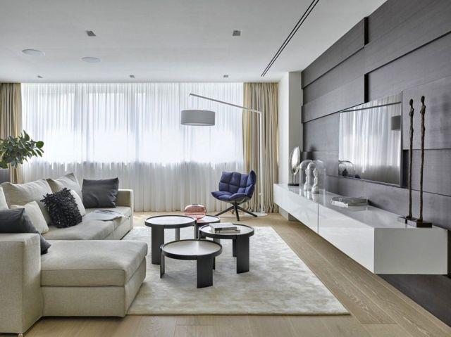 Modern Elegant Apartment Design Ideas 4