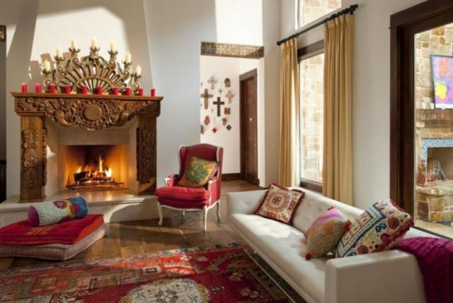 Bohemian Stylish Apartment Design Ideas 3