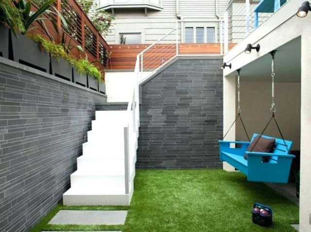 Modern Outdoor Stairs Design 1