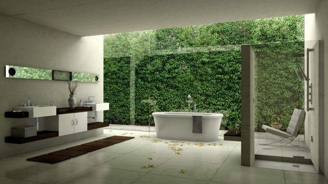Modern Outdoor Bathroom 4