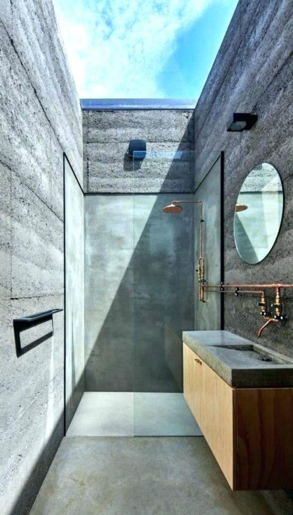 Industrial Style Outdoor Bathroom 3