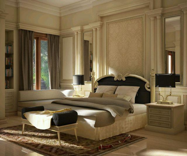 Classic Style Bedroom Decoration Ideas 5