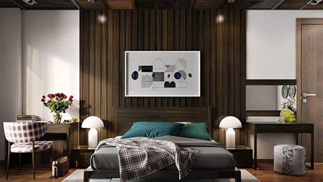 Modern Minimalist Style Bedroom Decoration Ideas 3