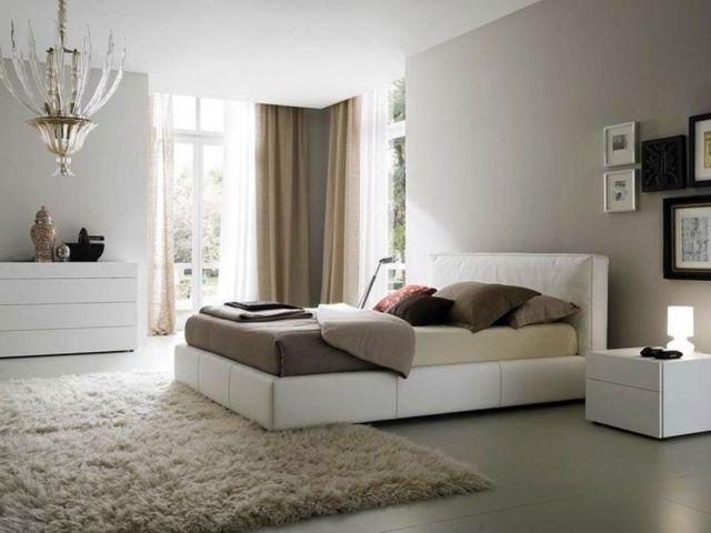 Modern Minimalist Style Bedroom Decoration Ideas 5