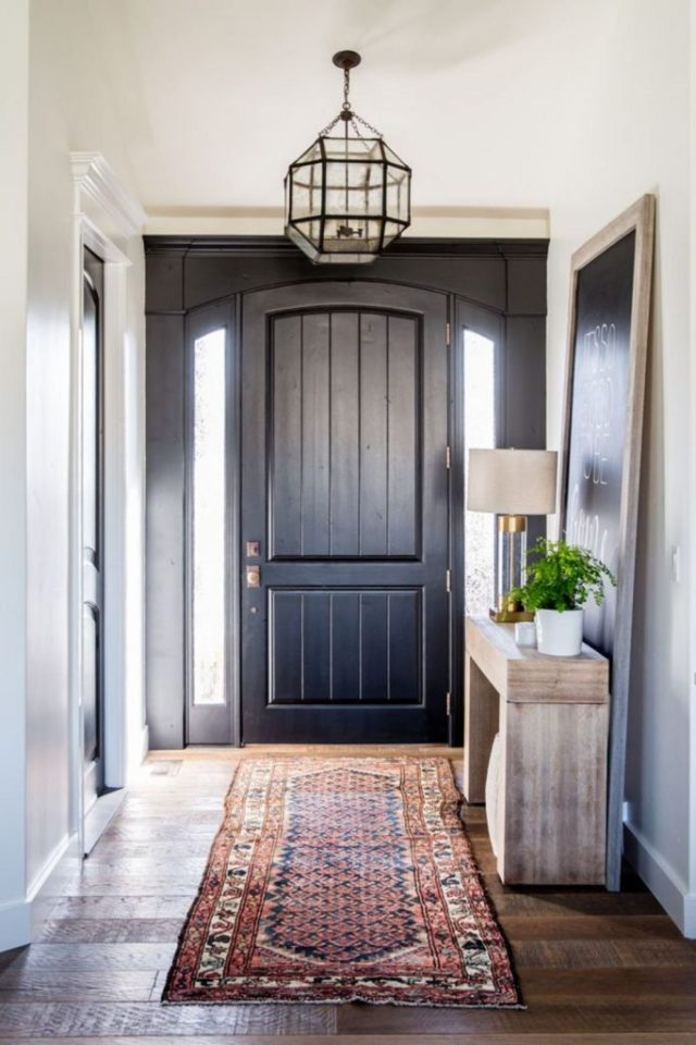 Entryway Colorful and elegant