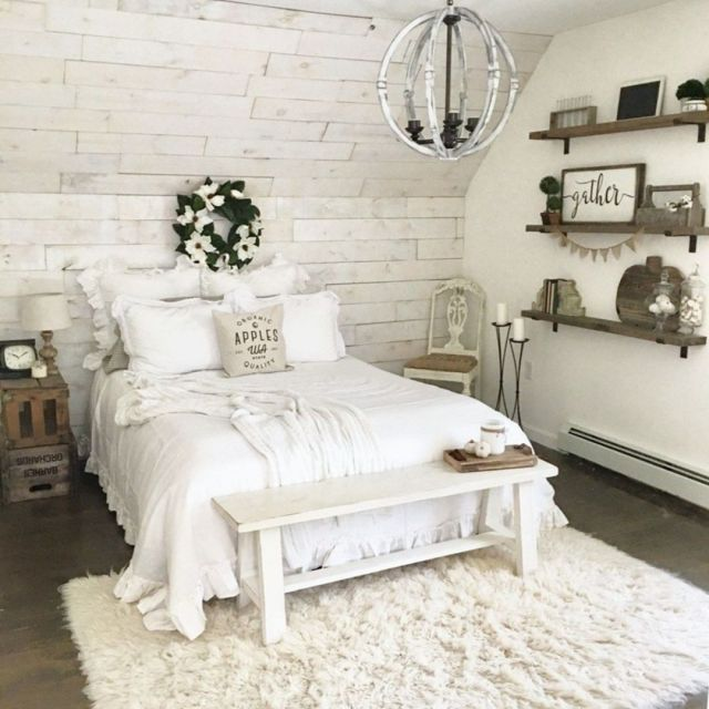01 Spring Bedroom Decoration