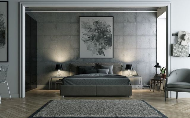 03 Industrial Style Bedroom Design Ideas