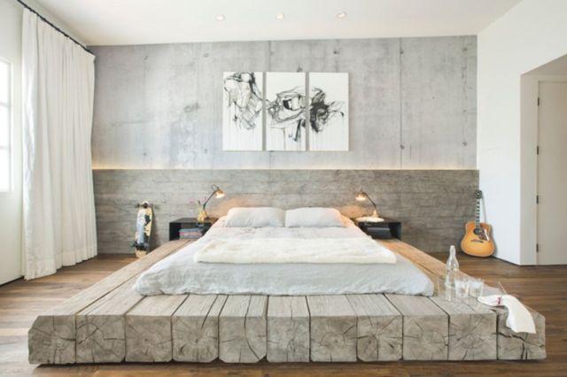 03 Gorgeous Industrial Design Bedroom Ideas
