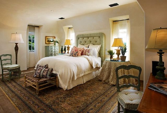 01 Mediterranean Bedroom Ideas