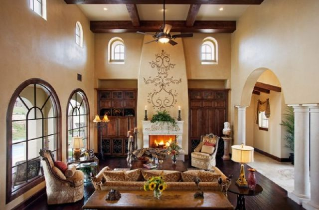 02 Gorgeous Living Room Design Ideas