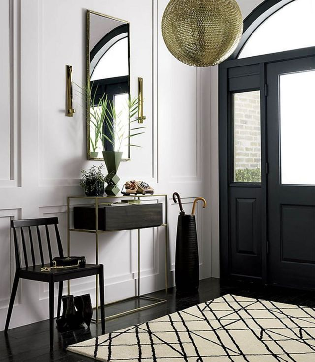 Entryway Decoration Ideas with Furniture