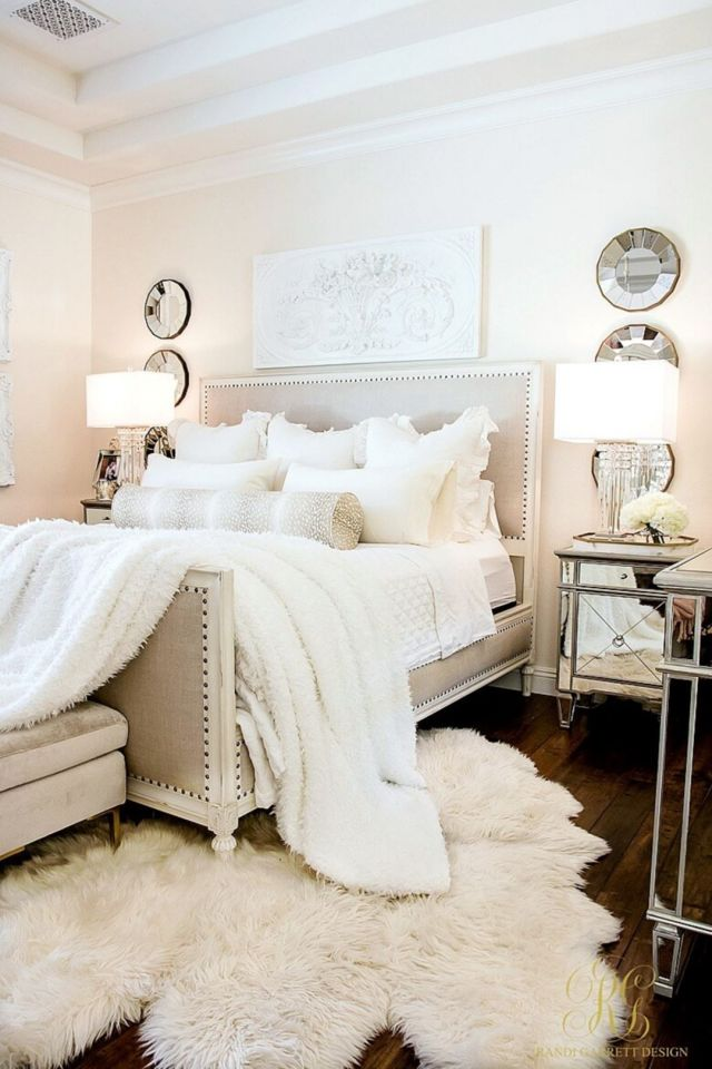 Bright Whites for Restful Nights
