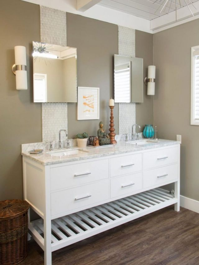 Storage Ideas in Apartment Bathrooms