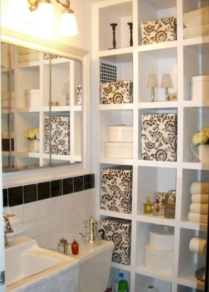 horrifying wooden bathroom storage #bathroomstorageideas #bathroomideas #bathroom #halfbathroom