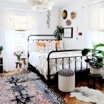 Channelize The Bohemian Decor In The Bedroom 156