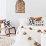 Channelize The Bohemian Decor In The Bedroom 172