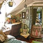 Channelize The Bohemian Decor In The Bedroom 176