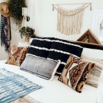 Channelize The Bohemian Decor In The Bedroom 188