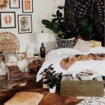 Channelize The Bohemian Decor In The Bedroom 23