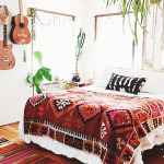 Channelize The Bohemian Decor In The Bedroom 32