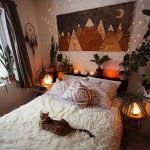 Channelize The Bohemian Decor In The Bedroom 41
