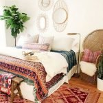Channelize The Bohemian Decor In The Bedroom 76