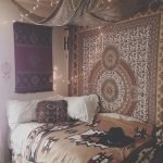 Channelize The Bohemian Decor In The Bedroom 79