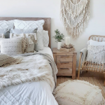 Channelize The Bohemian Decor In The Bedroom 103