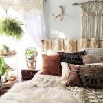 Channelize The Bohemian Decor In The Bedroom 121