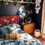 Channelize The Bohemian Decor In The Bedroom 122