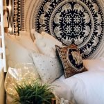 Channelize The Bohemian Decor In The Bedroom 124