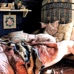 Channelize The Bohemian Decor In The Bedroom 138