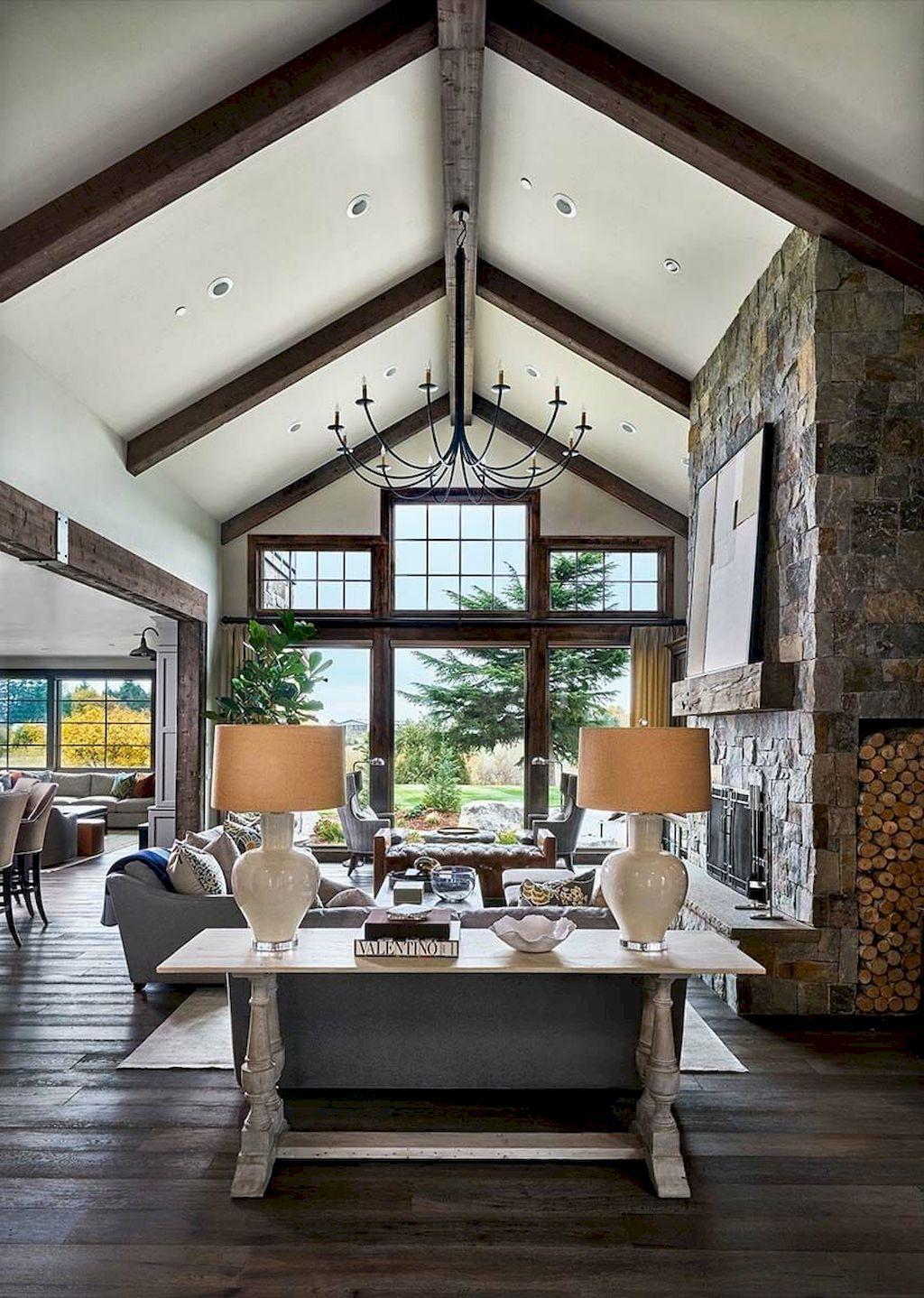 80++ Contemporary Living Room Decoration Ideas 18