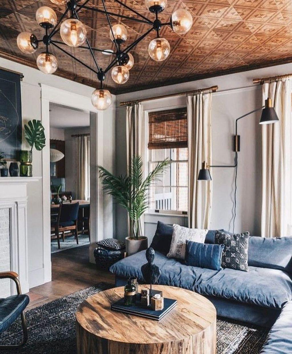 Cozy Living Room017