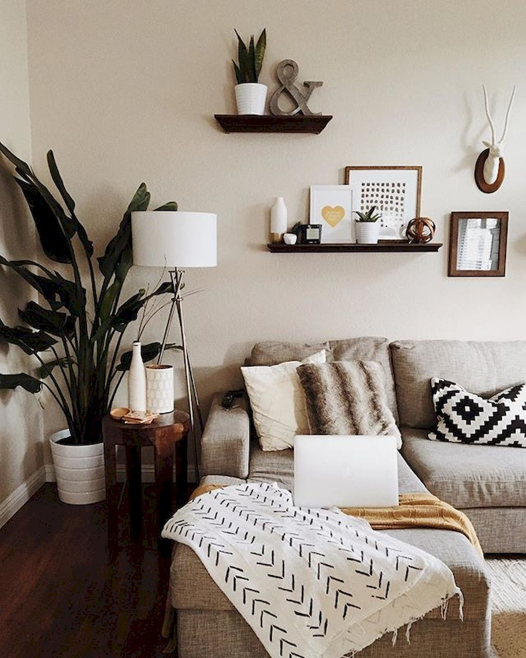 Cozy Living Room036
