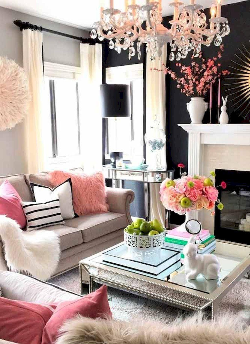 Cozy Living Room040