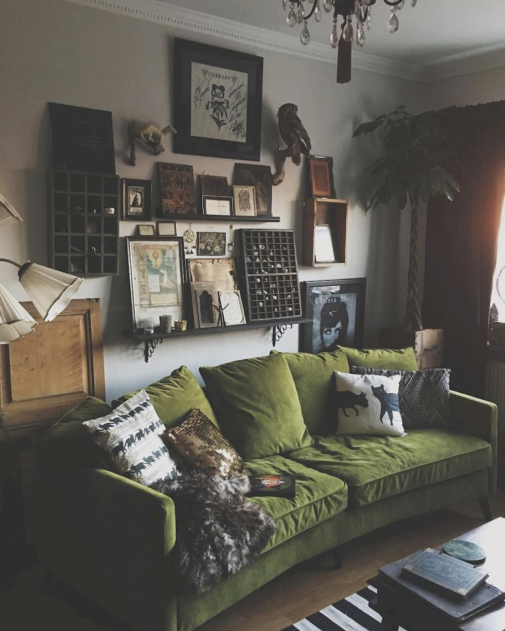 Cozy Living Room051