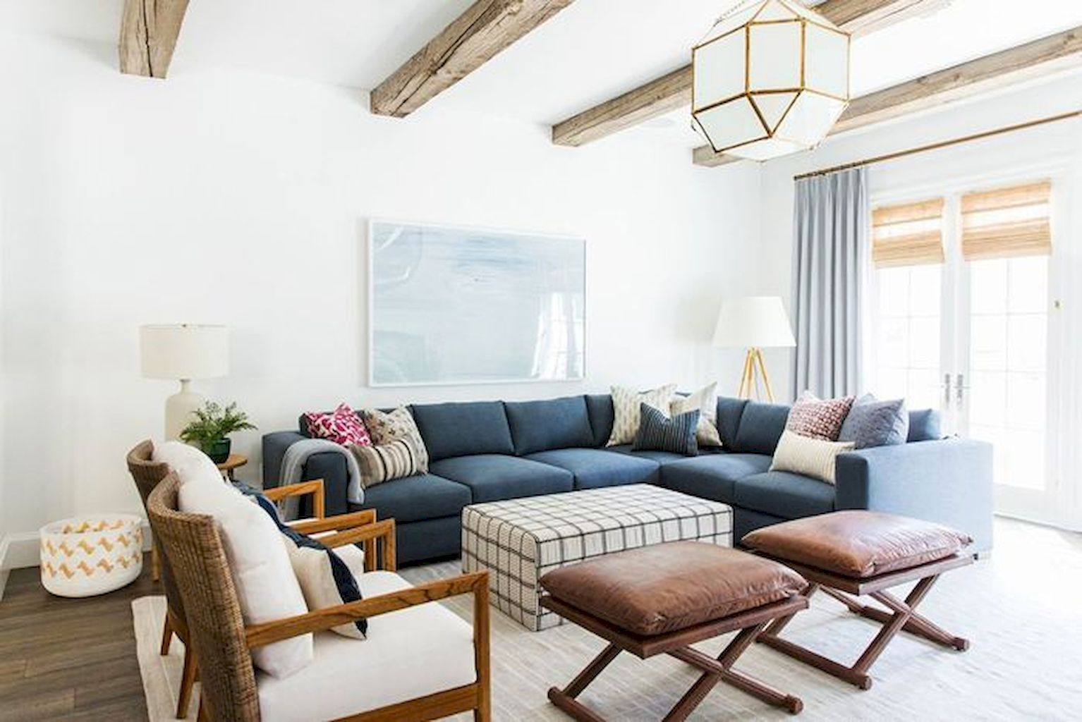 Cozy Living Room072