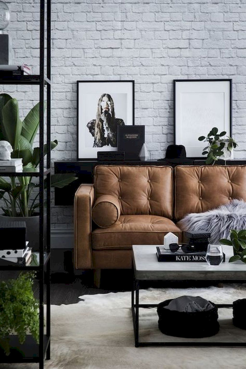 Cozy Living Room075