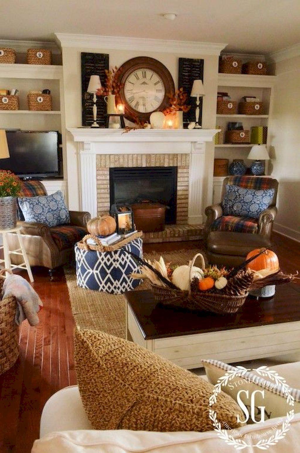Cozy Living Room077