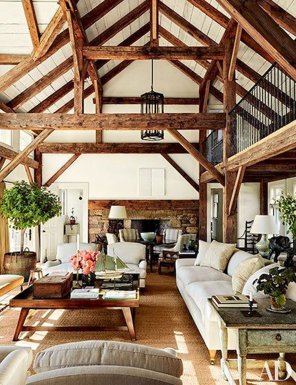 Cozy Living Room081