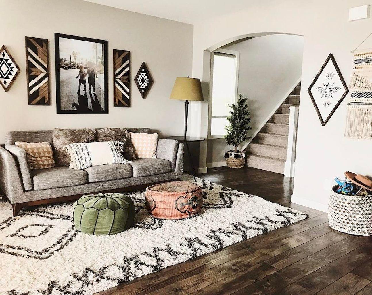 Cozy Living Room089