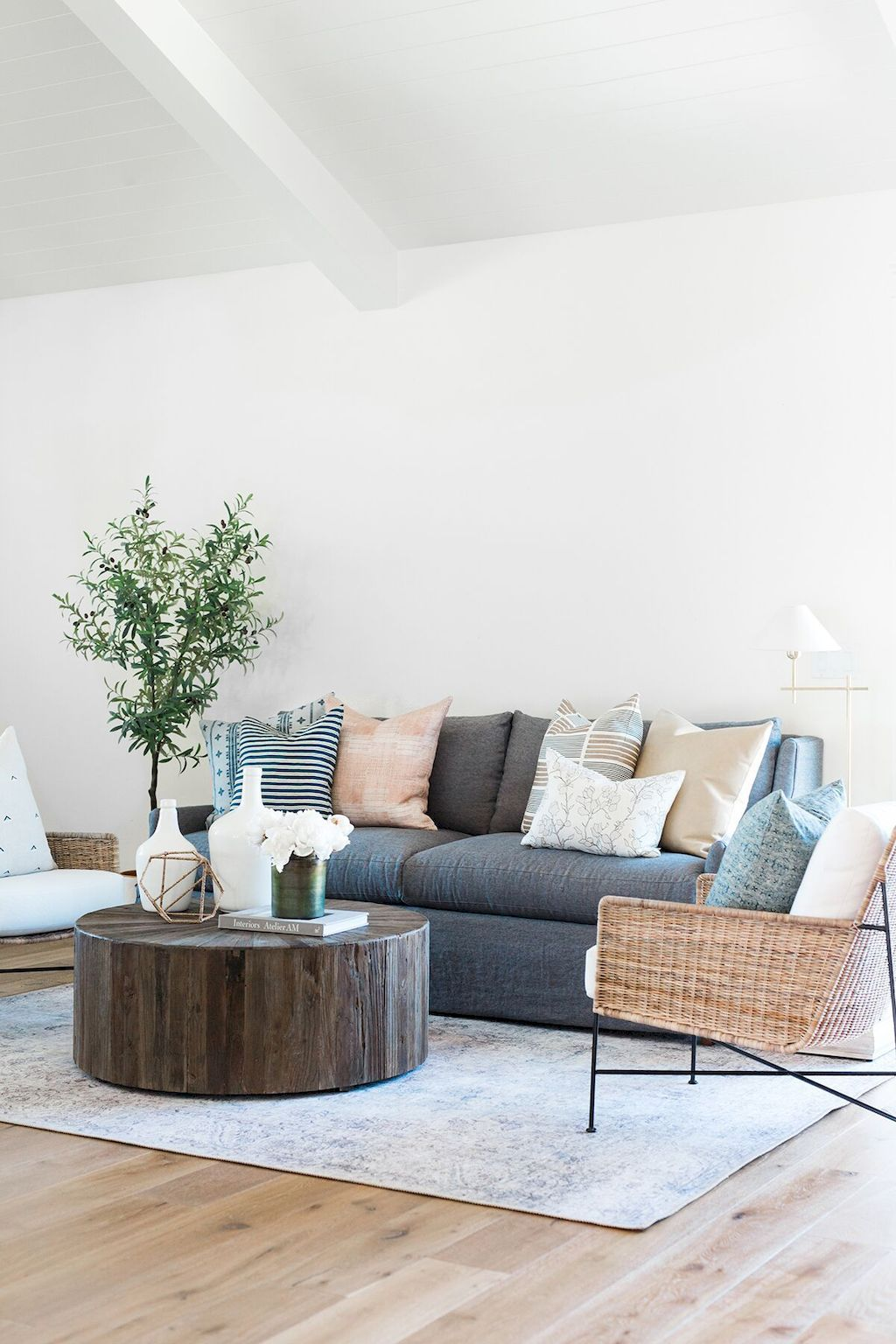 Cozy Living Room092