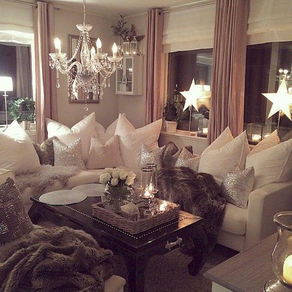 Cozy Living Room094