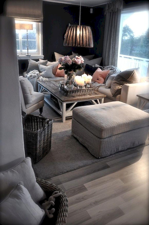 Cozy Living Room098